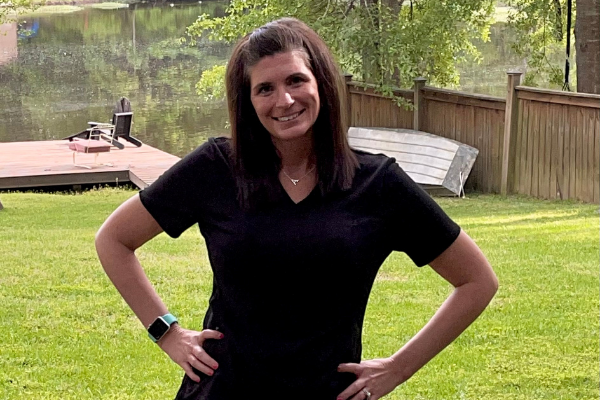 GIFTED Spotlight: Amy Benefield, RN