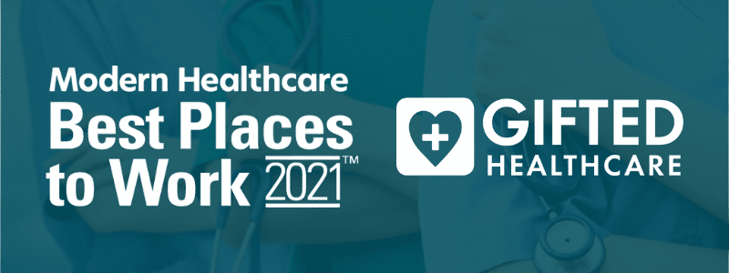 Modern Healthcare Best Places to Work