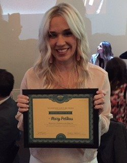 Mary Petikas - Mktg & Communication Director of the Year