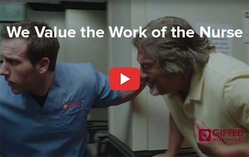 We Value The Work of the Nurse